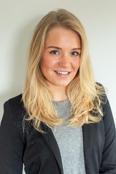 Amy Major<br>Creative Services Coordinator</br>