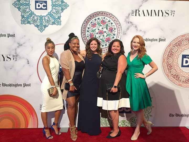 Inside the RAMMYS 2017!