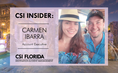CSI Insider: Give a warm hello to the travel queen, Carmen Ibarra!