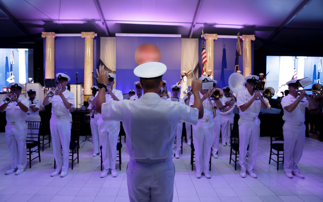 An Evening at the Washington Navy Yard