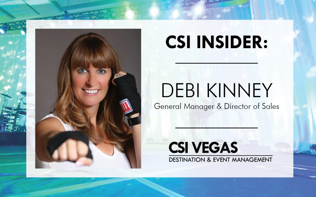 CSI Insider: Watch out, here comes Debi Kinney!
