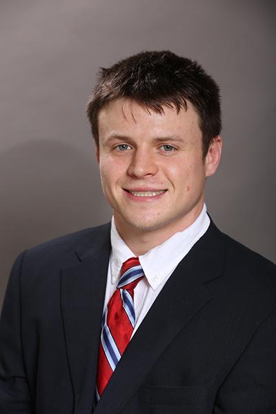 Kyle Hainline<br>Event Associate</br>