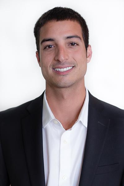 Nick Moreno<br>Event Associate</br>