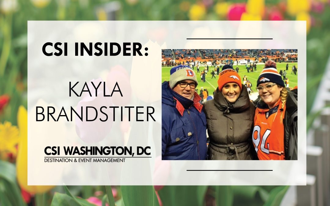 CSI Insider: In the End Zone with Kayla Branstiter of CSI Texas