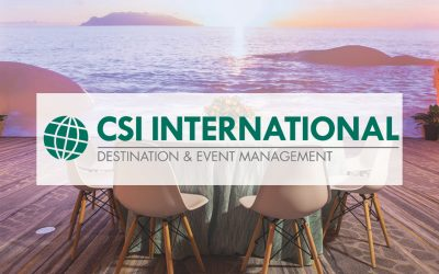 CSI DMC ANNOUNCES CSI INTERNATIONAL