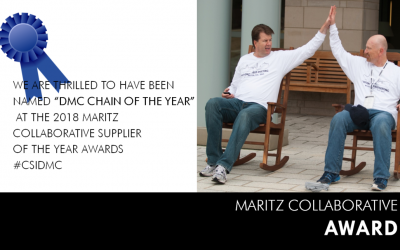 2018 Maritz Collaborative Award Goes To CSI